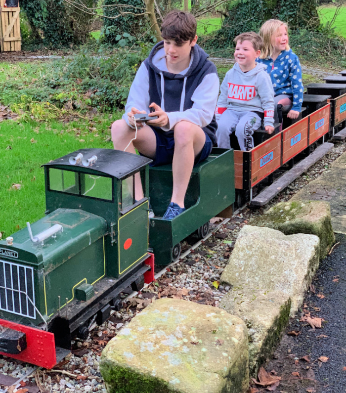 Coombe Mill Train