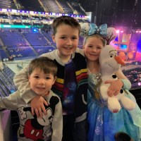 Disney On Ice O2