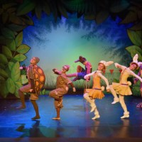 Northern Ballet in Tortoise & the Hare