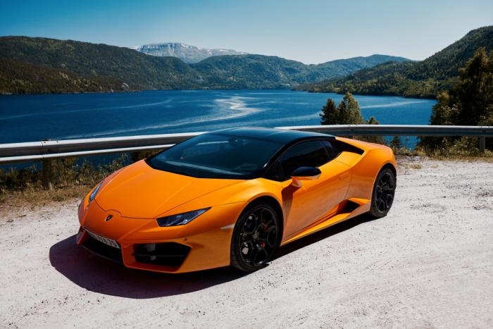 Lamborghini Huracan_