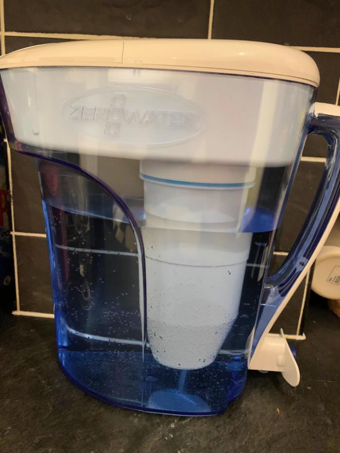 Zero Water Jug