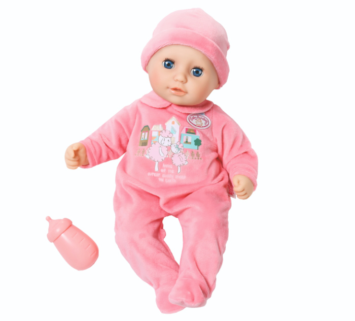 Baby Annabell Little Annabell Doll Giveaway Chelseamamma