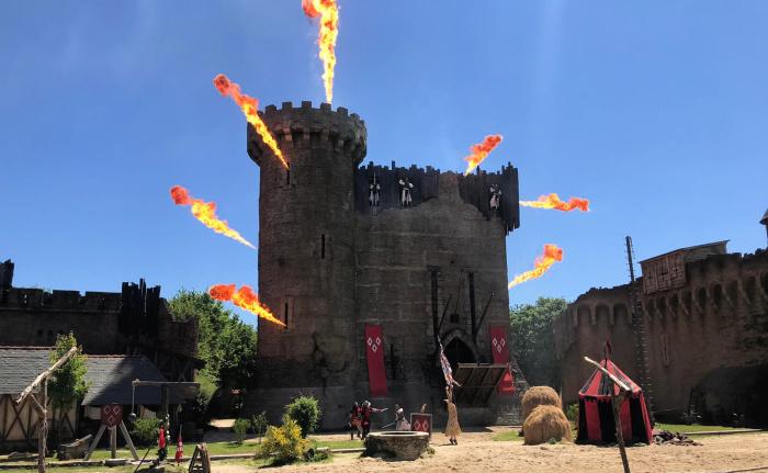 Castle Puy du Fou