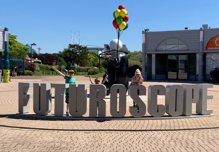 Futuroscope Entrance