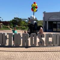 Futuroscope Entrance