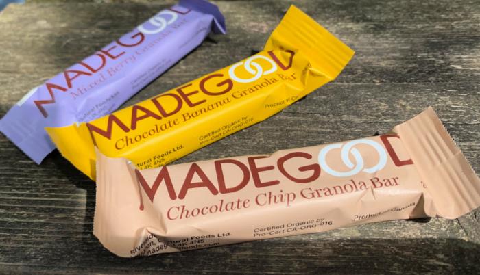 Made-Good-Granola-Bars