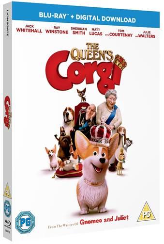 Queen's Corgi