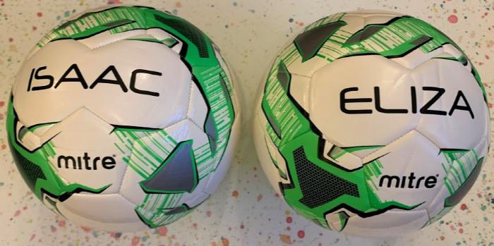 Mitre Personalised Football