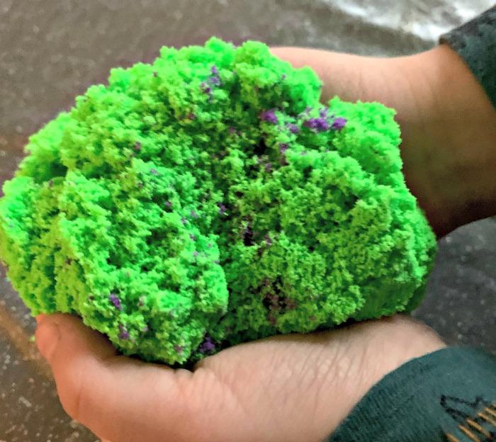 Foam Alive Green