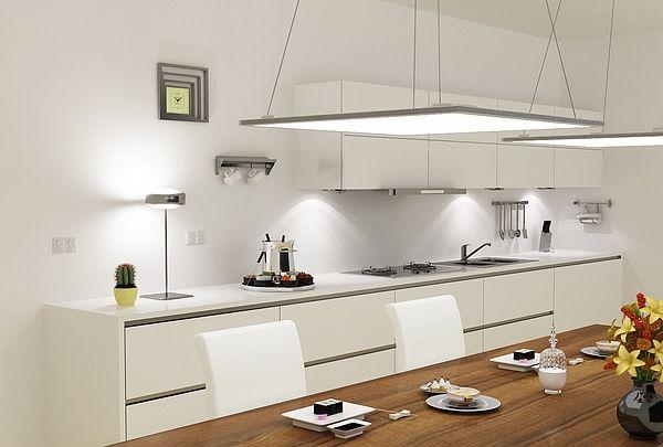 Light Panel Kitchen