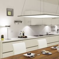 Light Panel Kitchen