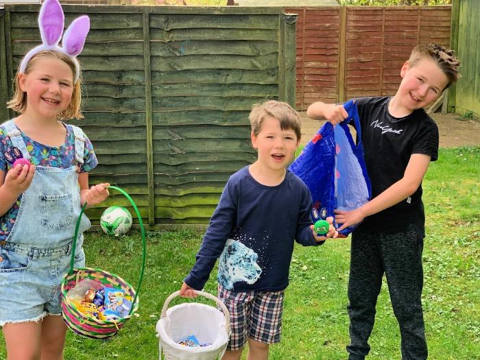 Easter Egg Haul