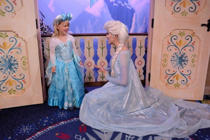 Eliza and Elsa