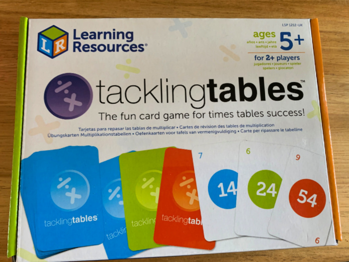 Tackling Tables