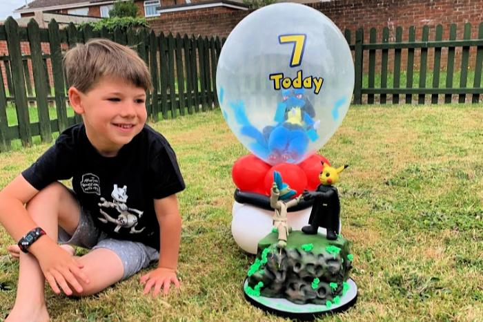 Sebby Birthday