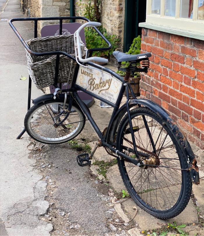 Lacock Bike