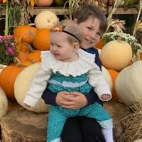 Lilah and Sebby
