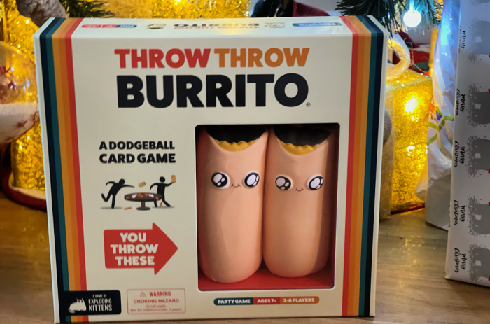 Throw it Burrito