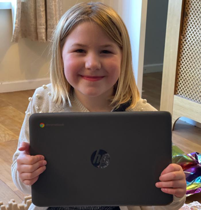 Eliza laptop