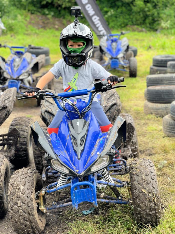 sebby quad bike