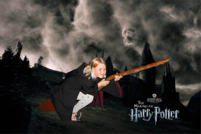 Eliza broomsticks