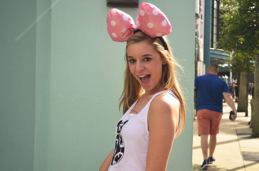 Chelsea+Morgan >> Disney World