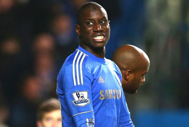 Chelsea Striker Ready For Competition