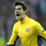 Courtois Snubs Possibility Of Falcao's Move To Chelsea