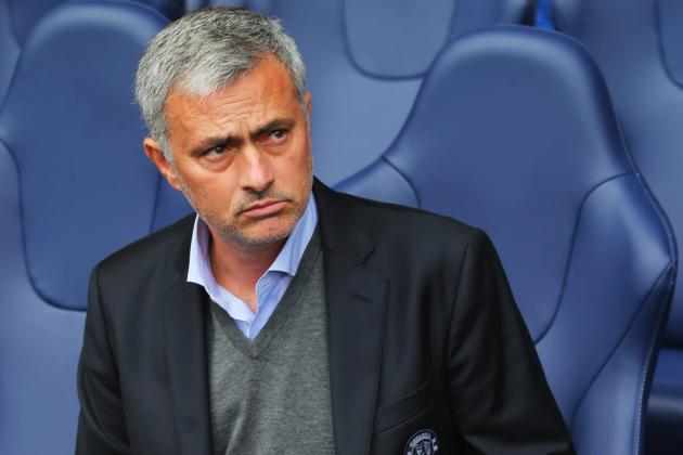 Mourinho Gives His Reaction To Kepa's Actions In The Carabao Cup Final