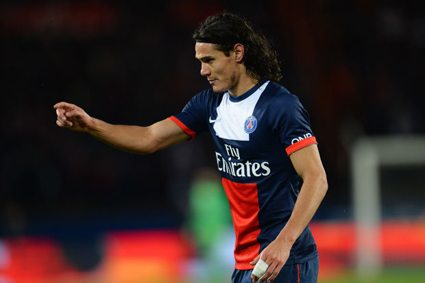 REVEALED: Edinson Cavani turned down January offers from Chelsea and Manchester United