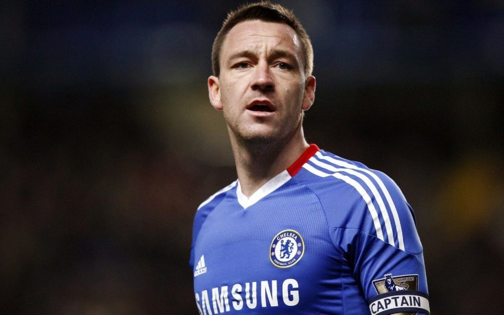 Terry Questions Carragher's Decision To Leave Him Out Of PL Team Of The Decade