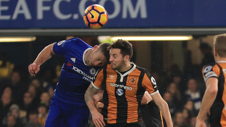 """It's not his fault"" – Conte defends Cahill after Mason forced into retirement"