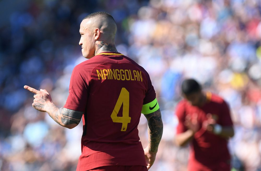 Chelsea set for three way battle to land AS Roma superstar