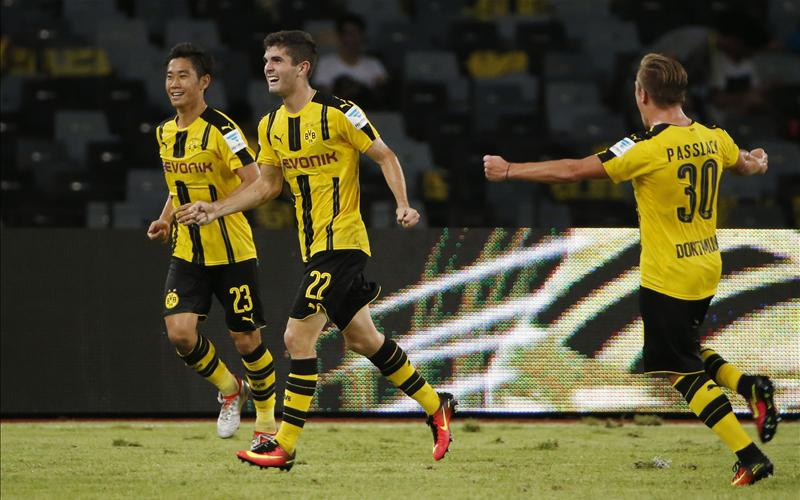 Chelsea Lead Liverpool And Spurs In Race For Dortmund Star With Player Keen On Premier League Switch