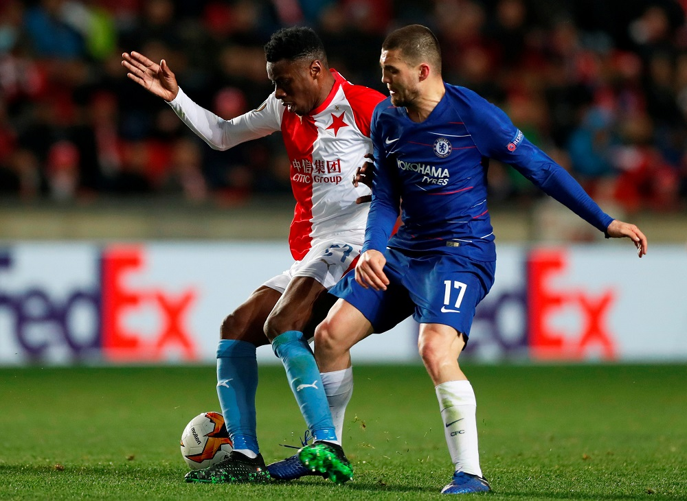 Sarri Reveals He Has Made His Decision Over Mateo Kovacic's Future At Chelsea