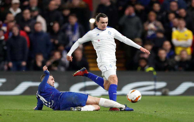 Chelsea Among Four Premier League Teams Tracking Ukrainian Playmaker