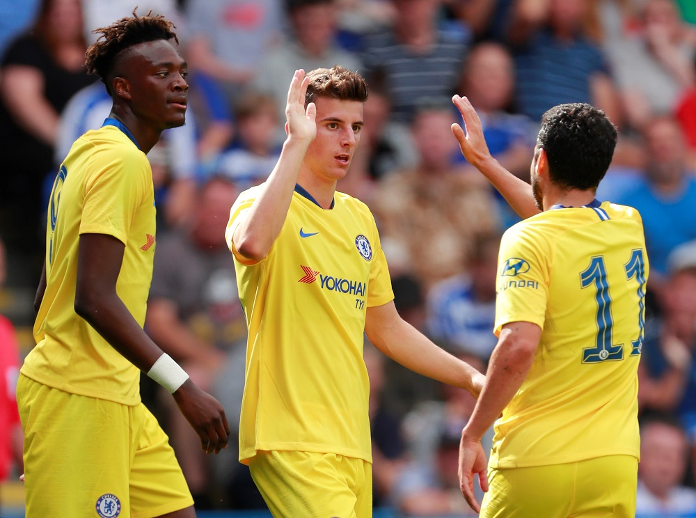 Pulisic To Start And Mount To Drop Out: Chelsea's Predicted XI To Face Liverpool