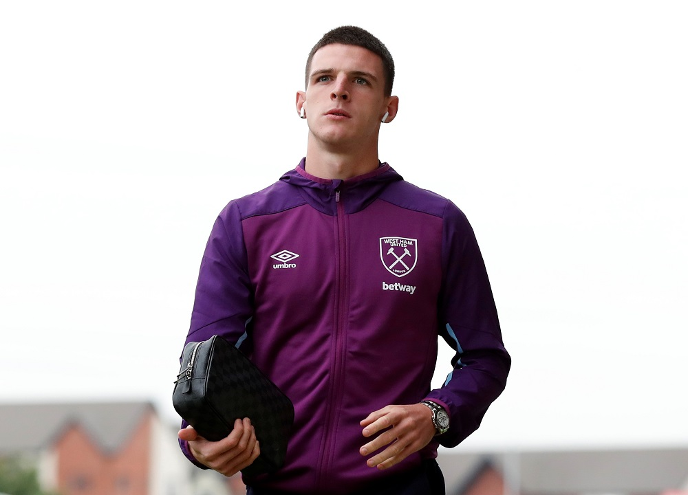 Two Pros And Three Cons To Signing Declan Rice As Lampard Speaks Out On Move For West Ham Star
