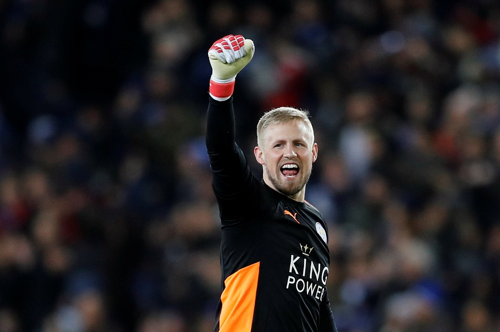 Four Reasons Why Signing Kasper Schmeichel Would Be An Inspired Move By Frank Lampard