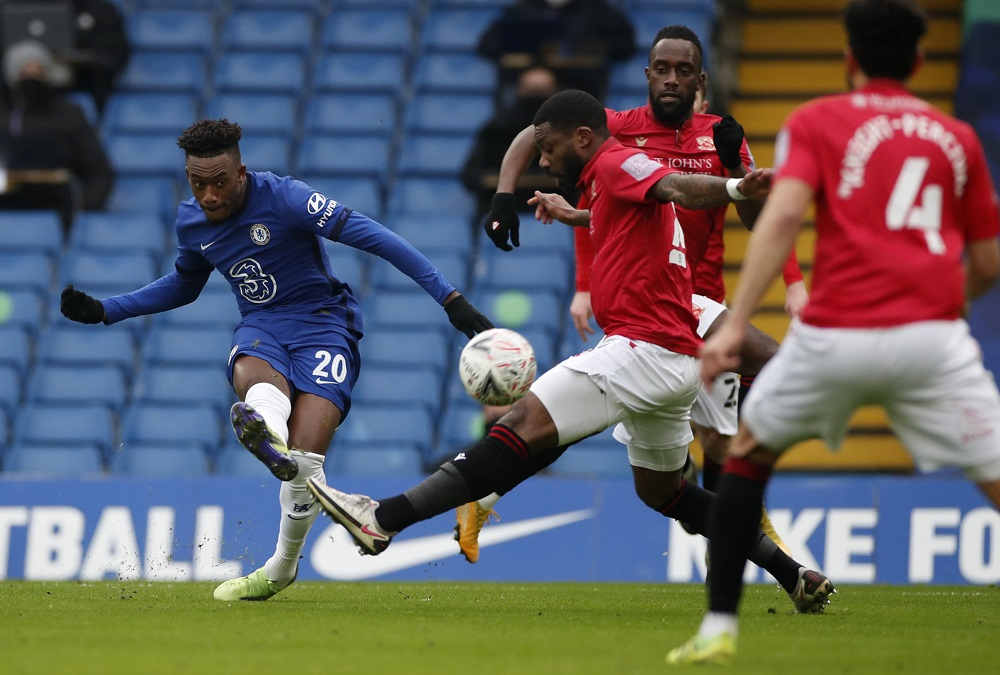 Hudson Odoi Decision Could Complicate Chelsea's Plans To Seal Huge 150M Summer Transfer