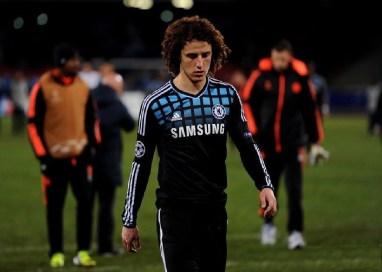 David Luiz vs Napoli