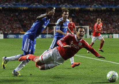 Kalou1 vs Benfica