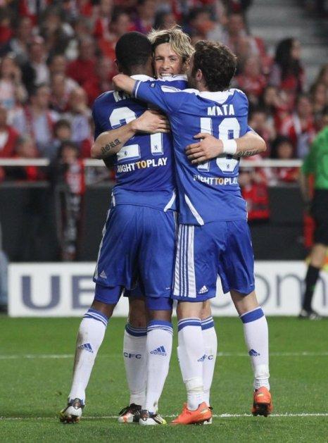 Torres3 vs Benfica