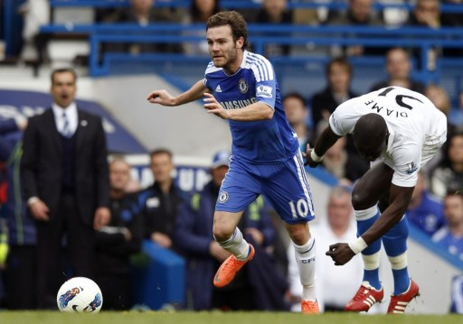 Mata vs Wigan