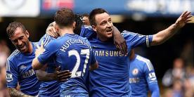 Chelsea1 vs Blackburn