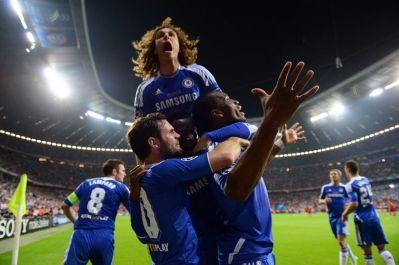 Chelsea3 vs Bayern Munich