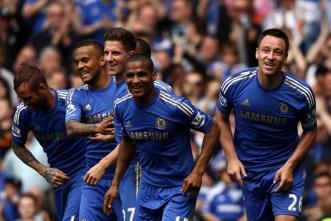 Chelsea3 vs Blackburn