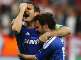Lampard & Mata vs Bayern Munich