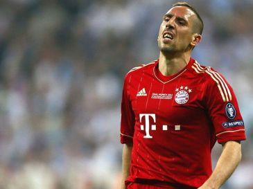 Ribery1 vs Bayern Munich