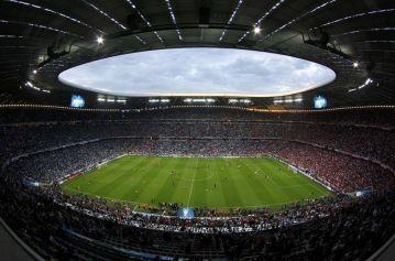 Stadium1 vs Bayern Munich